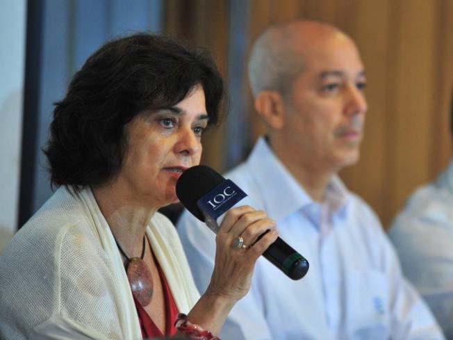 Presidente da Fiocruz fala no evento sobre o desastre da Vale em Brumadinho