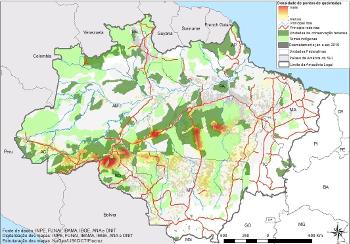 Queimadas na Amazônia e seus impactos na saúde
